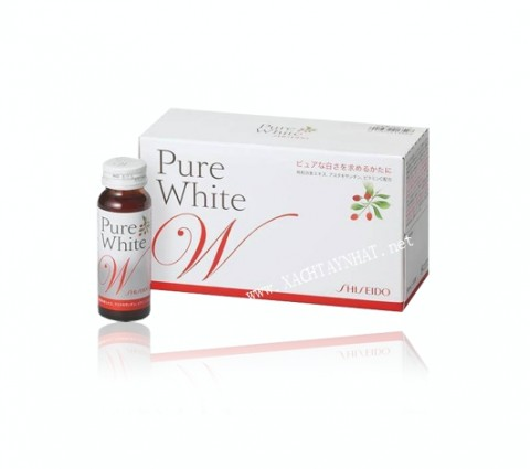 nuoc uong pure white