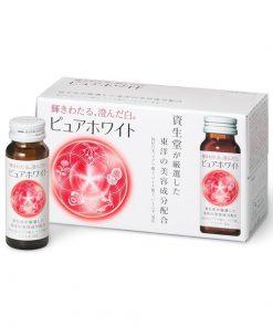 Nước uống trắng da Shiseido Pure White 5