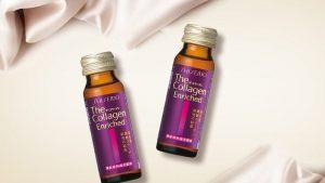 Dòng Collagen Shiseido Enriched