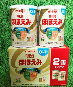 Sữa Meiji 0-1 REVIEW