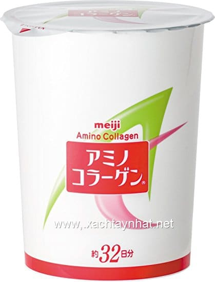 Bột collagen meiji 2018