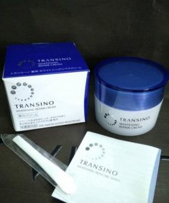 Kem đêm transino Whitening Repair Cream 35gr 7