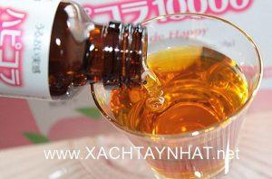 Nước uống bổ xung Collagen DE happy chính hãng Nitta Nhật bản 2