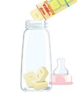 Sữa Meiji thanh 1~3 (số 9) loại 48 thanh 8