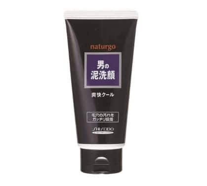 Sữa rửa mặt nam Naturgo Shiseido 3