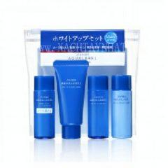 Bộ kem dưỡng Shiseido Aqualabel mini