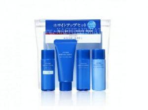 Bộ kem dưỡng Shiseido Aqualabel mini 1