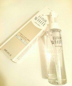 Dầu Tẩy trang Elixir Shiseido WHITE CLEANING OIL 5