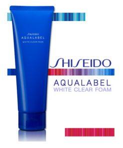 Sữa rửa mặt Aqualabel xanh , đỏ , vàng Nhật bản 7