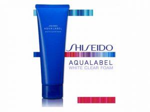 Sữa rửa mặt Aqualabel xanh , đỏ , vàng Nhật bản 2