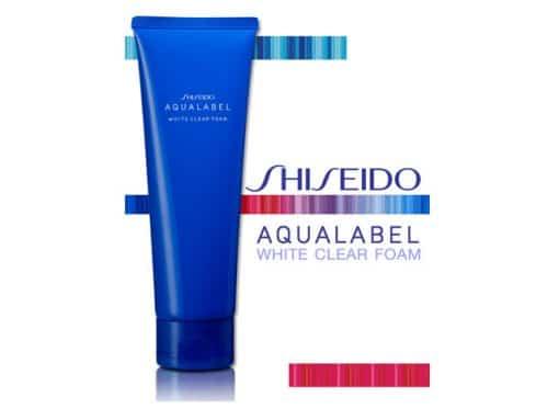 Sữa rửa mặt Aqualabel xanh , đỏ , vàng Nhật bản 4