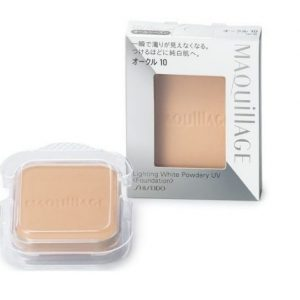 Phấn nền Shiseido Maquillage Lighting White Powdery UV (ruột)