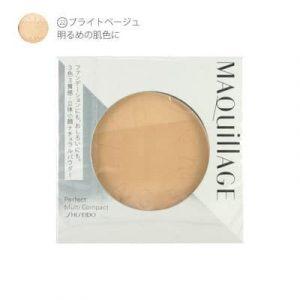 Phấn nén shiseido Maquillage Perfect Multi Compact 6