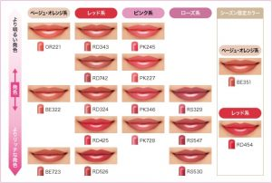 Son Shiseido Maquillage 4