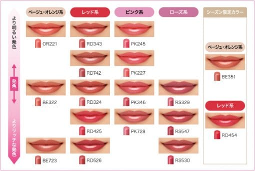 Son Shiseido Maquillage 6