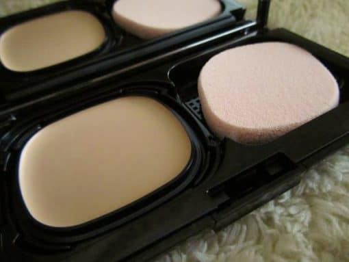 Kem Phấn Shiseido Maquillage Treatment Compact UV 4