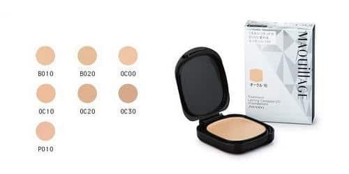 maquillage treatmanet lasting compactuv