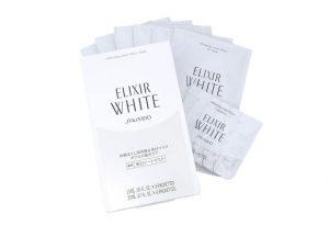 Mặt nạ shiseido ELIXIR WHITE 1