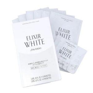 Mặt nạ shiseido ELIXIR WHITE