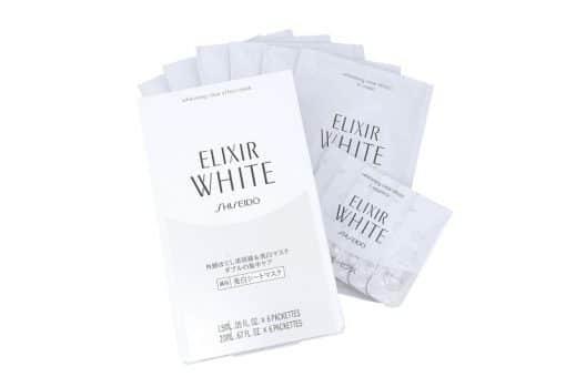 Mặt nạ shiseido ELIXIR WHITE 3