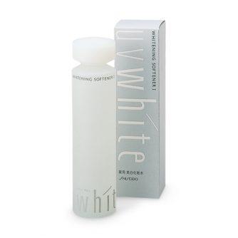 Nước hoa hồng Shiseido UV White - Whitening Softener 1