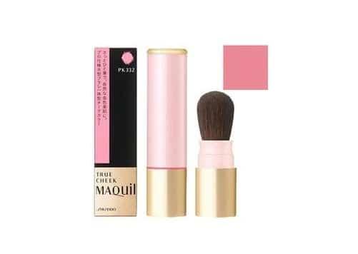 Phấn má hồng Shiseido Maquillage True cheek của Nhật