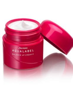 Kem dưỡng Shiseido Aqualabel 50gr màu xanh, đỏ, vàng Nhật Bản 9