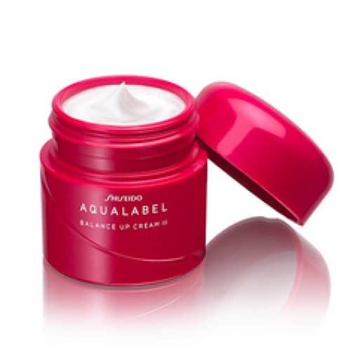 Kem dưỡng Shiseido Aqualabel 50gr màu xanh, đỏ, vàng Nhật Bản 4