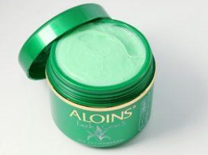 Review - Kem lô hội nhật bản aloins eaude cream s, có bôi mặt được không? 4