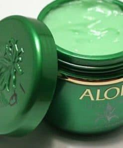Review - Kem lô hội nhật bản aloins eaude cream s, có bôi mặt được không? 7