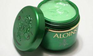Review - Kem lô hội nhật bản aloins eaude cream s, có bôi mặt được không? 3