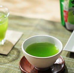 Bột Trà matcha, trà xanh matcha nguyên chất Nhật Bản Nội địa 12