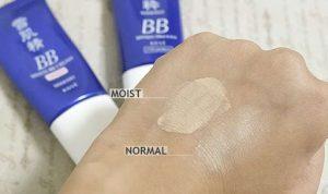 Kem nền Kose Sekkisei White BB Cream review