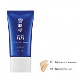 Review BB cream Sekkisei Kose
