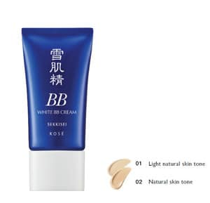 Review BB cream Sekkisei Kose
