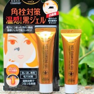Gel lột mụn Kose review