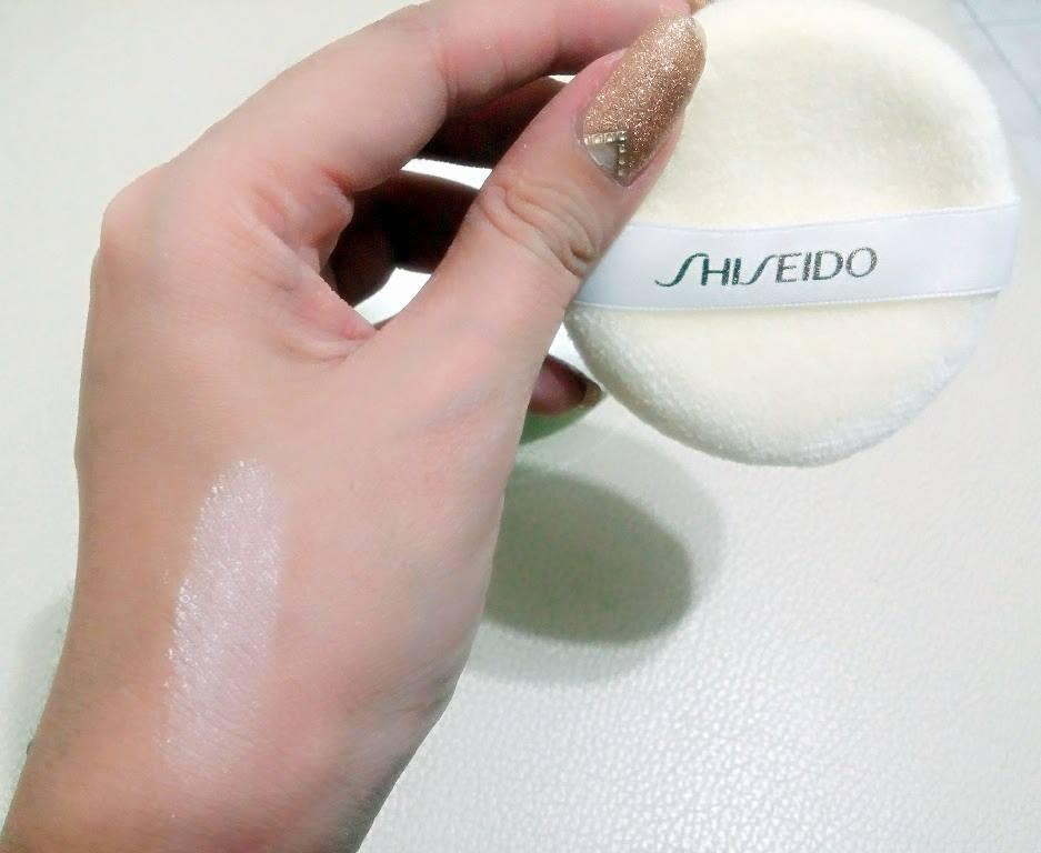 Phấn em bé Shiseido Baby powder Pressed