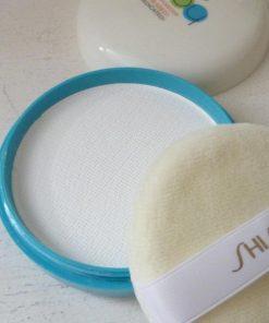 Phấn rôm Shiseido Baby powder Pressed 50gr 9