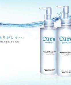 Tẩy tế bào chết Cure Natural Aqua Gel 4