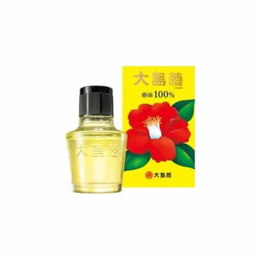 Tinh dầu Tsubaki 2