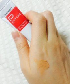 Kem trị mụn Shiseido Pimplit Nhật bản 7