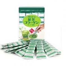 Collagen hanamai(chiết xuất trà xanh, da cá,da heo)