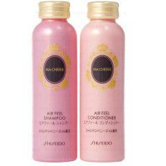 Bộ dầu gội MaCherie Shiseido mini 50ml