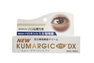 Kem trị thâm quầng mắt Kumargic Eye của Nhật Chính Hãng 4
