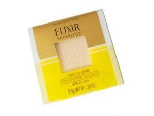 Phấn nén Elixir Superieur Pressd powder Shiseido 1