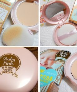 Phấn Baby Pink Mineral pressed powder 7