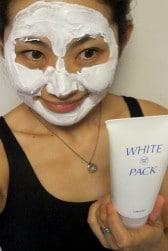 Mặt Nạ Trắng Da White Pack Utena 3
