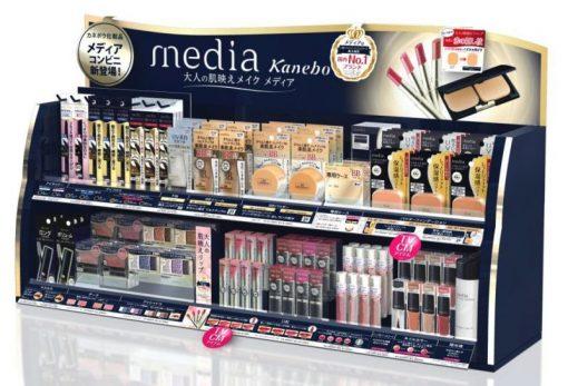 Phấn  Kanebo Media 6