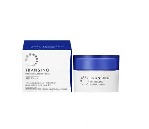 Kem đêm transino Whitening Repair Cream 35gr 2