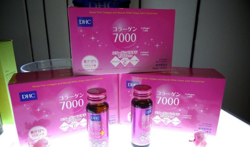 Collagen DHC beauty 7000+ Nhật